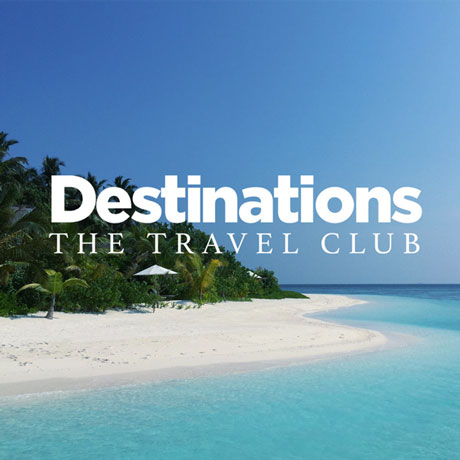 Destinations - Website Design Hampshire