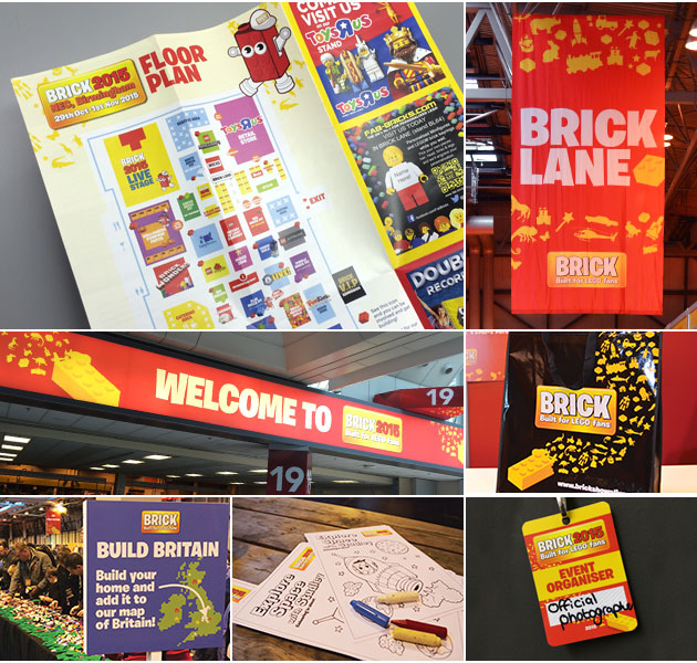 Brick Shows - Signage