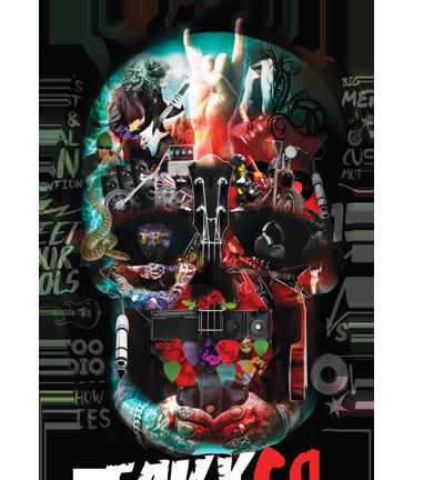 HeavyCon-Skull