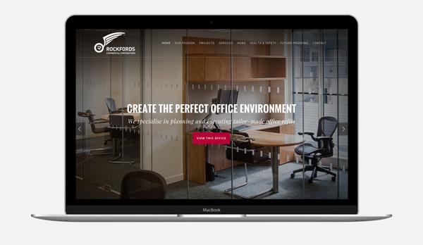Rockfords - Website Design